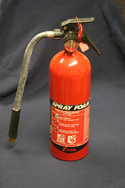 RV Fire Safety