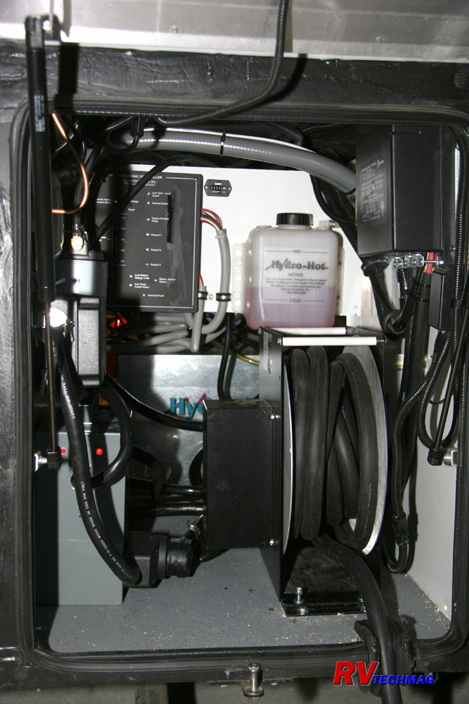 Hydro-Hot System Upgrades | Hydro Hot Wiring Diagram |  | RV Tech Magazine
