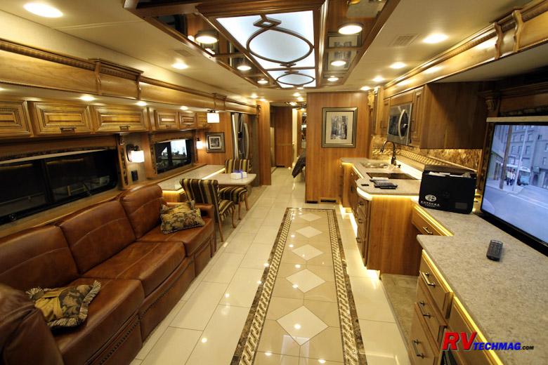 Luxury 2016 Entegra Cornerstone Review